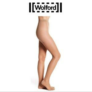 Wolford Miss W Light Support Tights in Terre